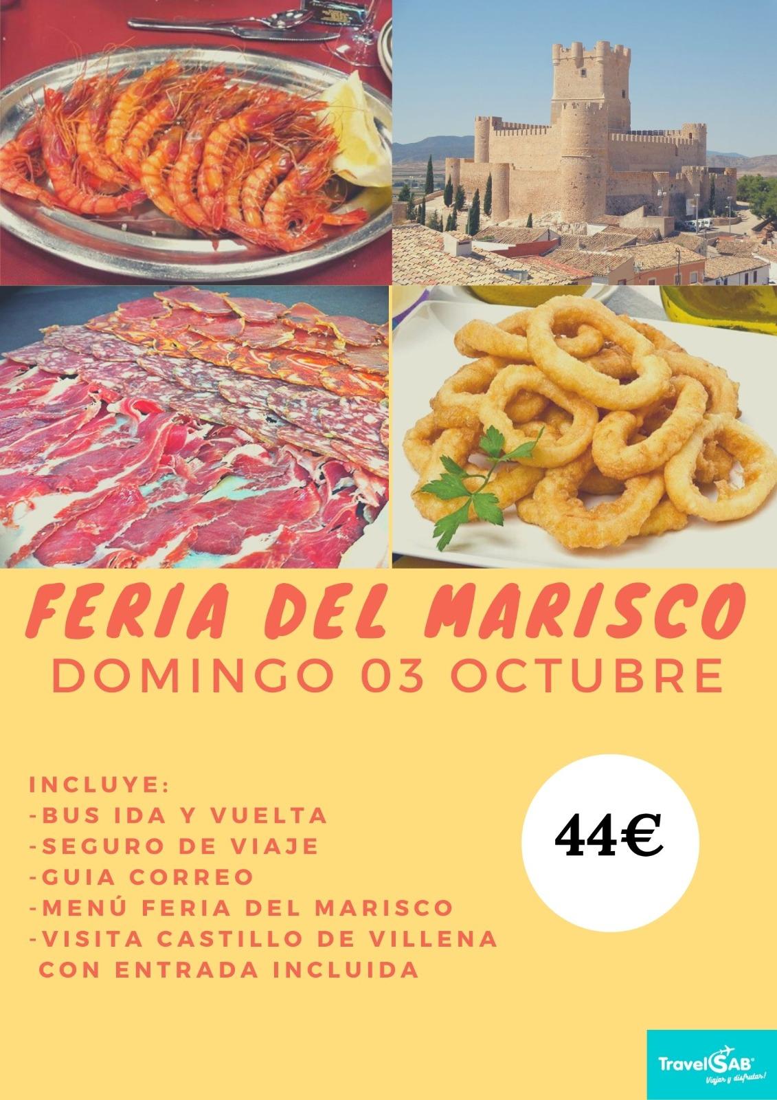 Fiesta del Marisco