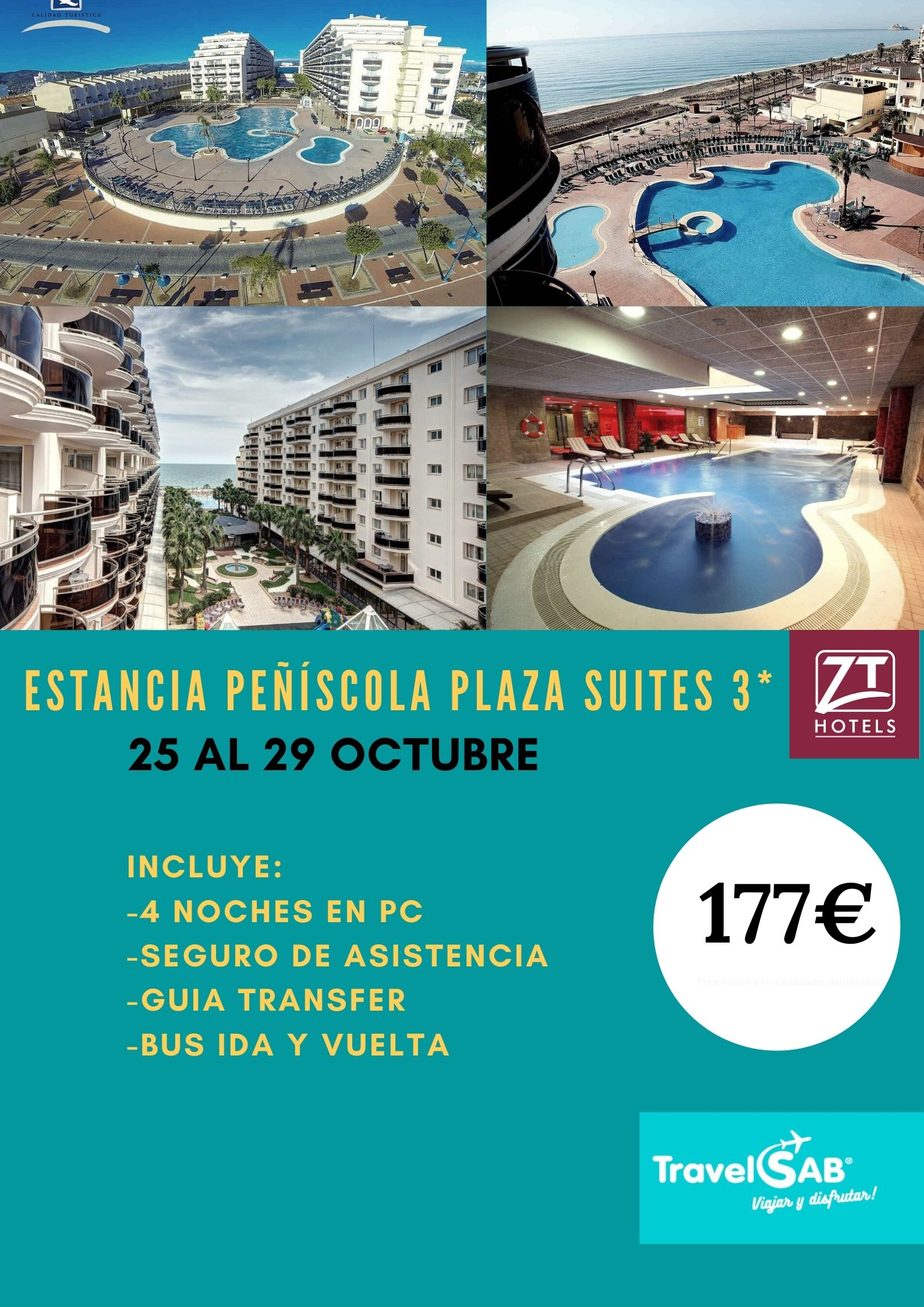 Estancia Peñíscola Plaza Suites